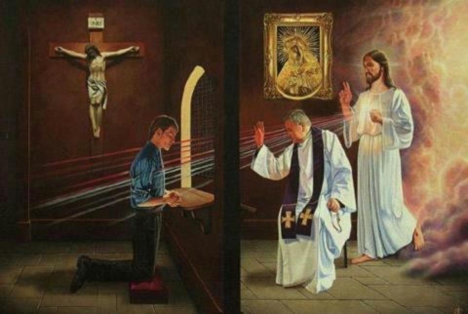 Penitências corporal Católica