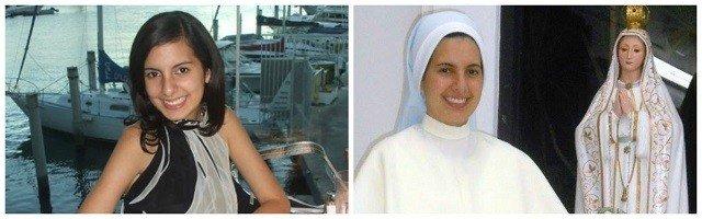de adventista a freira