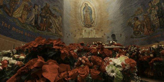 O segredo do grau de inclinação da cabeça de Nossa Senhora de Guadalupe