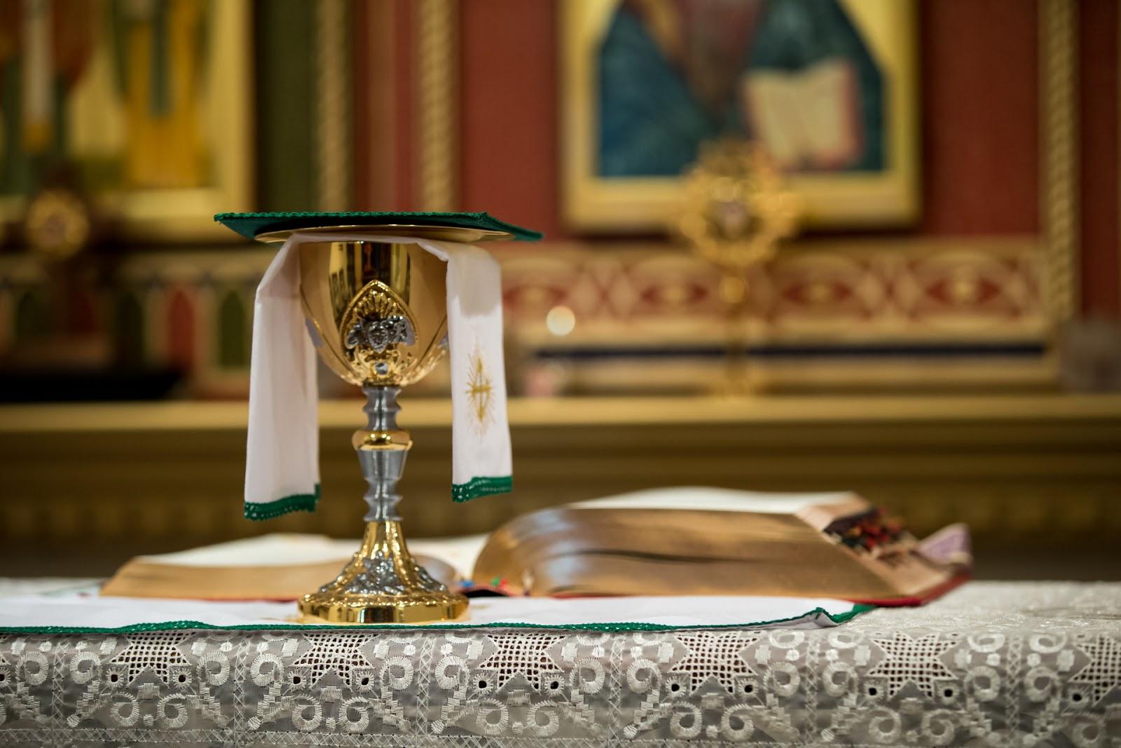 eucaristia fonte de cura