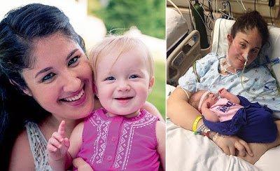 Em parto complicado, mãe morre