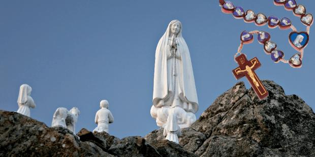 O poder do Rosário em todas as aparições de Nossa Senhora de Fátima