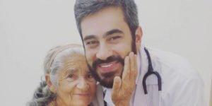 Deus hoje resolveu me visitar o relato emocionante de um médico sobre uma paciente com câncer