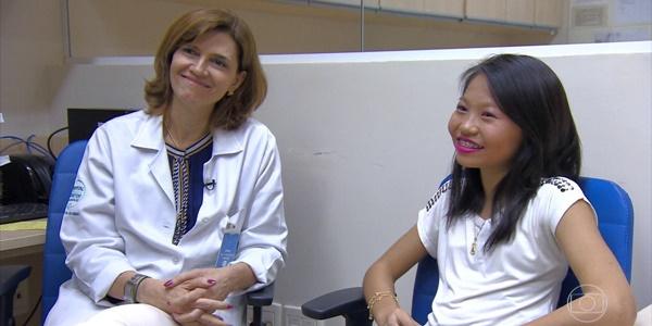 Jovem vence câncer duas vezes e atribui cura à Nossa Senhora Aparecida