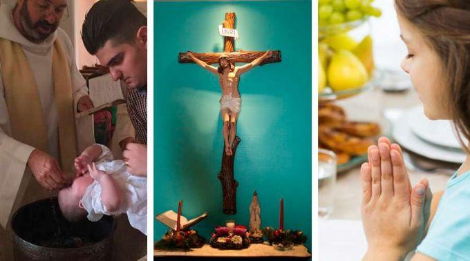 Quer uma família unida e saudável Estas 13 tradições católicas podem ajudar