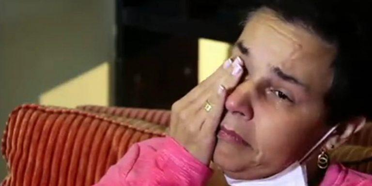Claudia Rodrigues, que luta contra a esclerose múltipla, é internada e pode ficar cega