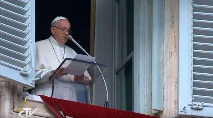 Esta é a condição para entrar no Reino dos Céus explicada pelo Papa Francisco