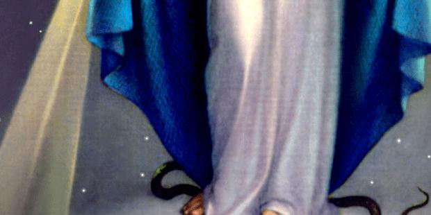 O surpreendente dia em que o próprio diabo foi obrigado a louvar a Imaculada Conceição de Maria