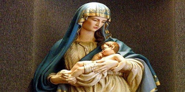Oração milagrosa à Virgem Maria, Senhora do amor