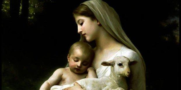 Belíssima oração à Maria Mãe de Deus