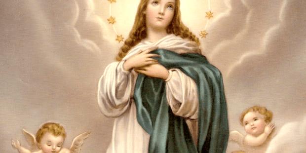 Imaculada Conceição o dogma que a própria Virgem Maria confirmou e pessoalmente!