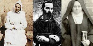 Entregue suas preocupações a estes 3 santos
