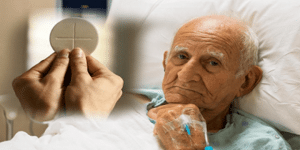 MILAGRE DA EUCARISTIA - Homem é curado do câncer pelo poder da Eucaristia