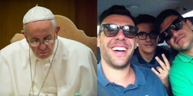 Mulher que perdeu dois filhos no Natal recebe telefonema do Papa Francisco