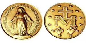 oração da medalha milagrosa