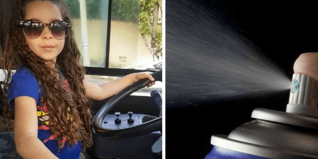 Desafio do desodorante nova moda assassina da internet mata menina de 7 anos