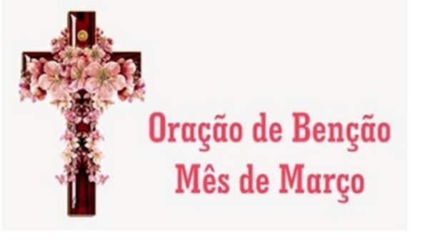 Oração de Benção Mês de Março