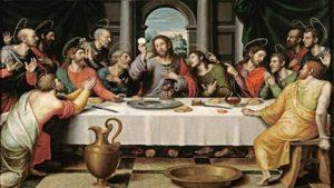 Oração do dia para a Quinta-Feira da Semana Santa