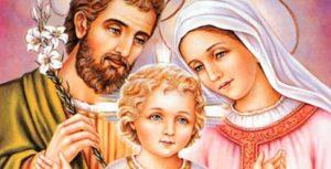 Você já consagrou sua família à Sagrada Família