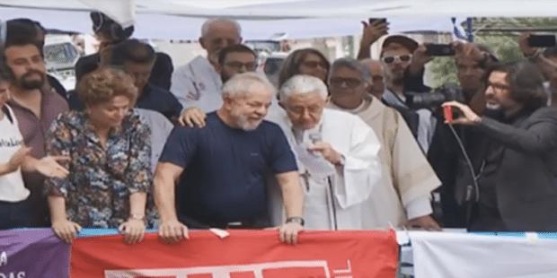 Após revoltam de Católicos, a Arquidiocese de São Paulo manifesta sobre padres com Lula
