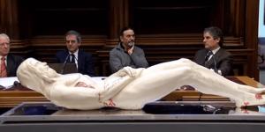 O misterioso Homem do Sudário, reconstruído em 3D assim era Jesus