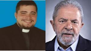 """""""Enquanto rezam por Lula livre, eu rezo pelas almas que morreram no leito do hospital por causa da corrupção…"""", disse Padre Augusto Bezerra"""