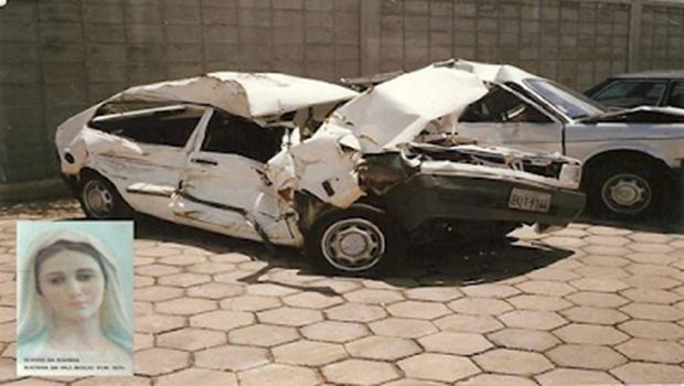 O dia em que Nossa Senhora me salvou da morte Testemunho do professor Felipe Aquino