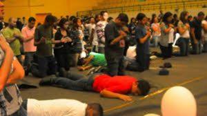 Repouso no Espírito e Renovação Carismática