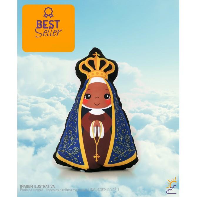 Boneco de Nossa Senhora Aparecida