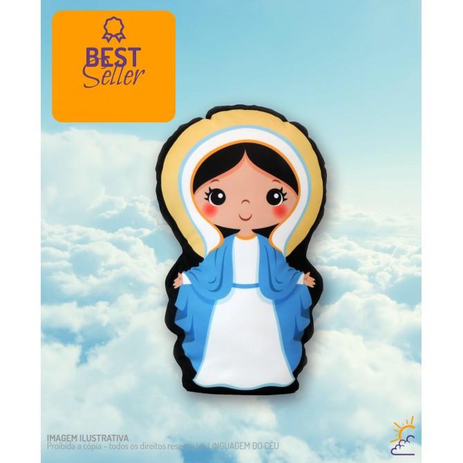 Boneco de Nossa Senhora das Graças