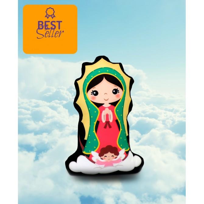 Boneco de Nossa Senhora de Guadalupe