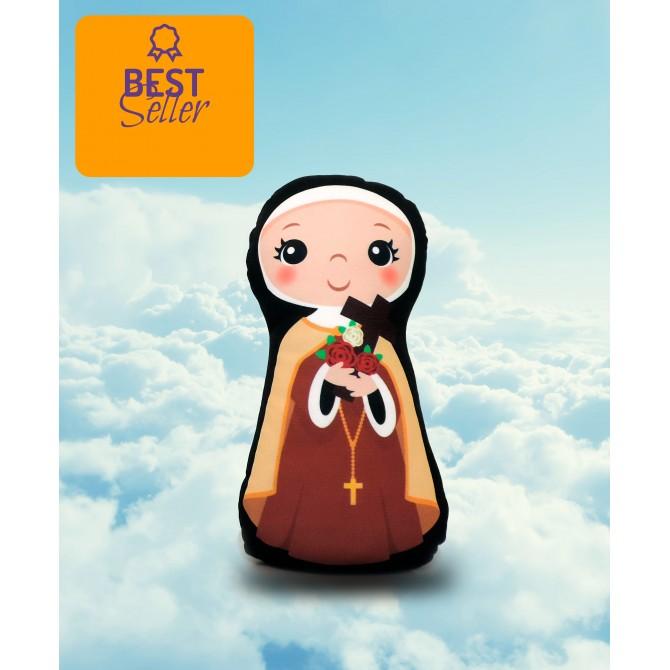 Boneco de Santa Teresinha